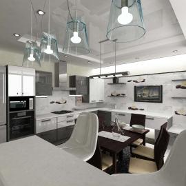 Квартира на ул. Пушкина 140 кв. м