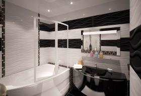 интерьер ванны