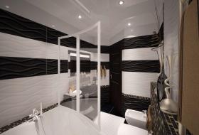 заказать дизайн ванны