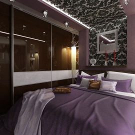 Спальня 18 кв.м