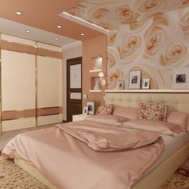 Спальня 25 кв.м