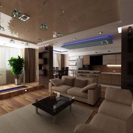 мебель для интерьера гостиной