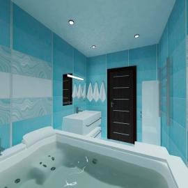 дизайн ванны заказать