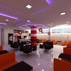 дизайн кафе бара в Пензе