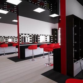 Салон макияжа Иннобат Джалиловой