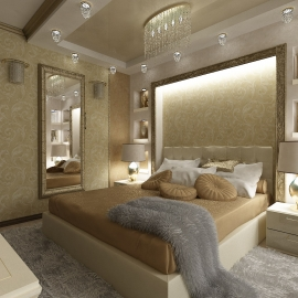 Спальня 17 кв.м