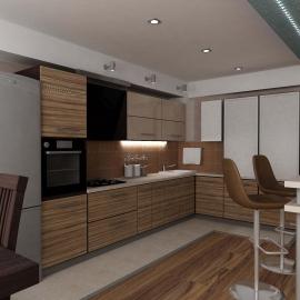 кухня от Идеи для кухни в интерьере