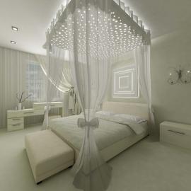Трёхкомнатная квартира 136 кв. м на ул. Пушкина