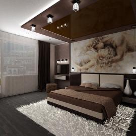 Спальня 26.5 кв. м.